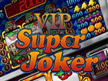 Аппарат Супер Джокер на деньги