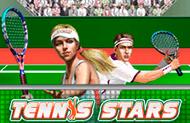 Онлайн автомат Звезды Тенниса в Вулкане